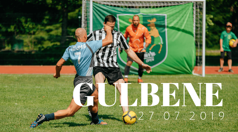 Gulbene, 27.jūlijs. SPĒLES